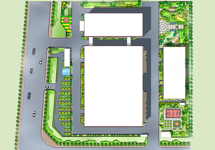 LG伊诺特新厂区