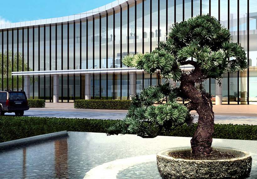 东宏管业研发中心